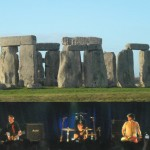 Shellac actually performed underneath Stonehenge.