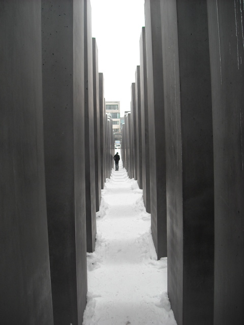 The Holocaust Memorial.