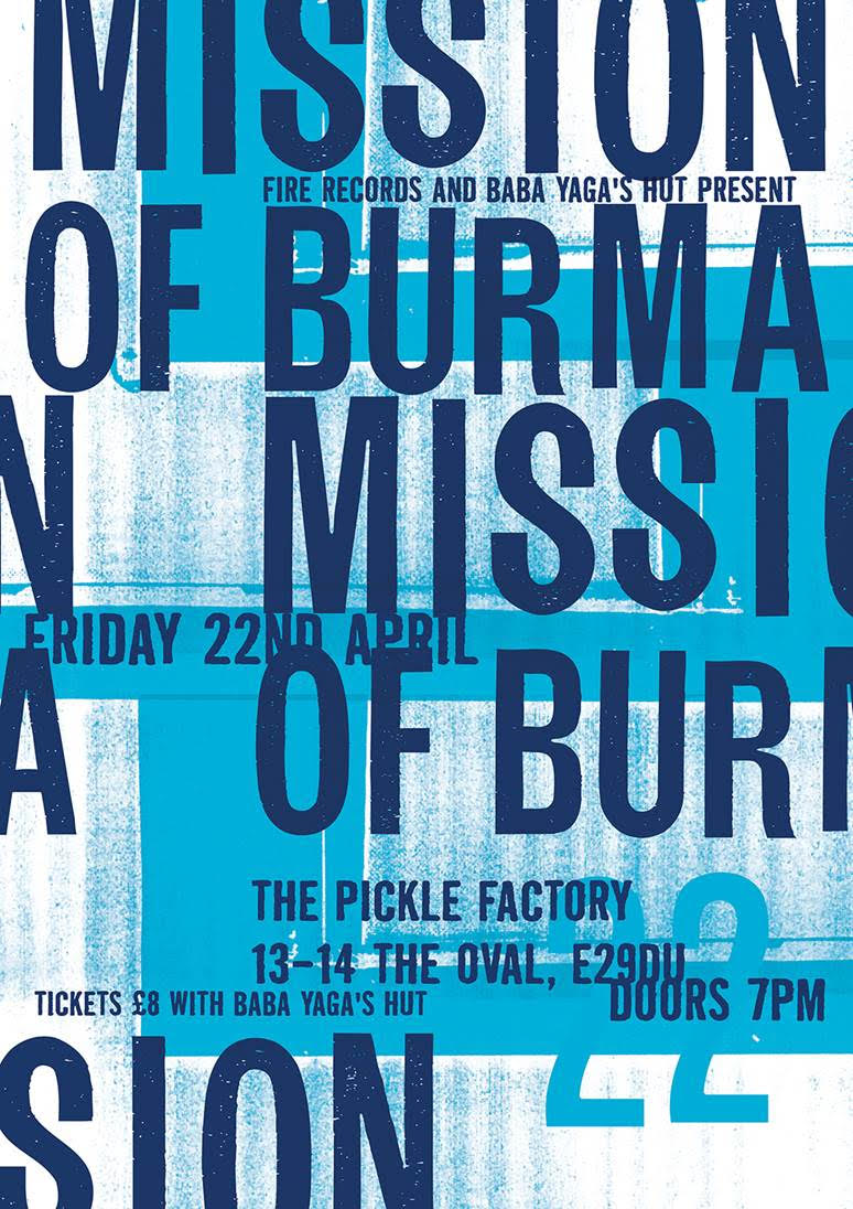 Mission Of Burma Unsound Available Now